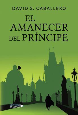 """Portada de """"El Amanecer del Príncipe"""""""